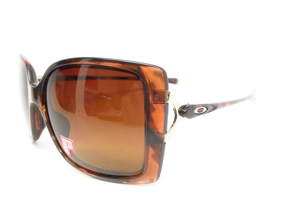 Oakley Splash OO9258-03 Tortoise Polarized Sunglasses - Eye Heart Shades - Oakley - Sunglasses - 1