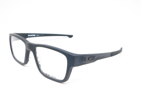 Oakley Splinter OX8077-0152 Satin Black Eyeglasses - Eye Heart Shades - Oakley - Eyeglasses - 1