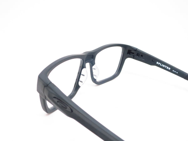Oakley Splinter OX8077-0152 Satin Black Eyeglasses - Eye Heart Shades - Oakley - Eyeglasses - 6