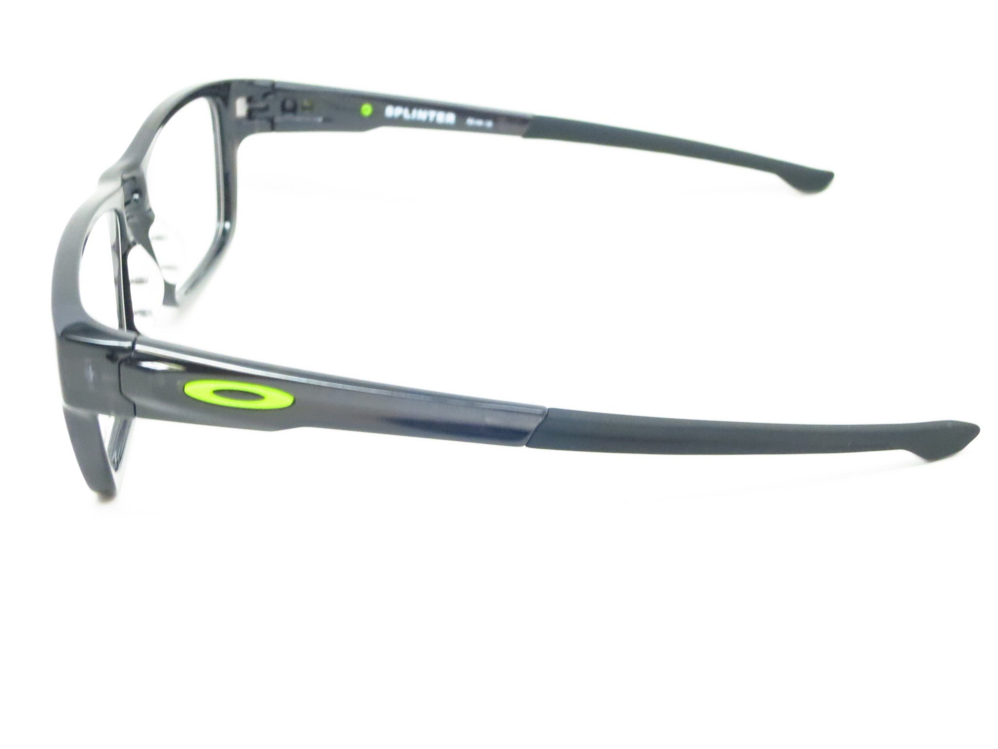 oakley splinter  Oakley Splinter OX8077-0452 Black Ink / Retina Burn Eyeglasses ...