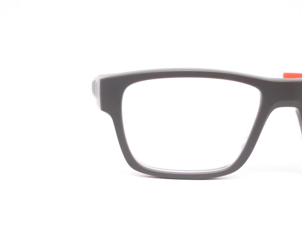 Oakley Splinter OX8077-0552 Satin Flint / Orange Eyeglasses - Eye Heart Shades - Oakley - Eyeglasses - 4