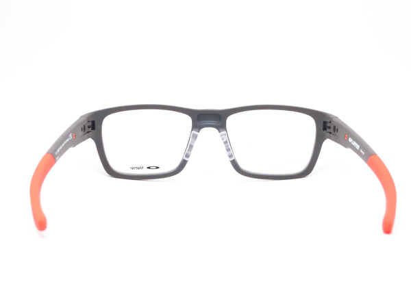 Oakley Splinter OX8077-0552 Satin Flint / Orange Eyeglasses - Eye Heart Shades - Oakley - Eyeglasses - 7