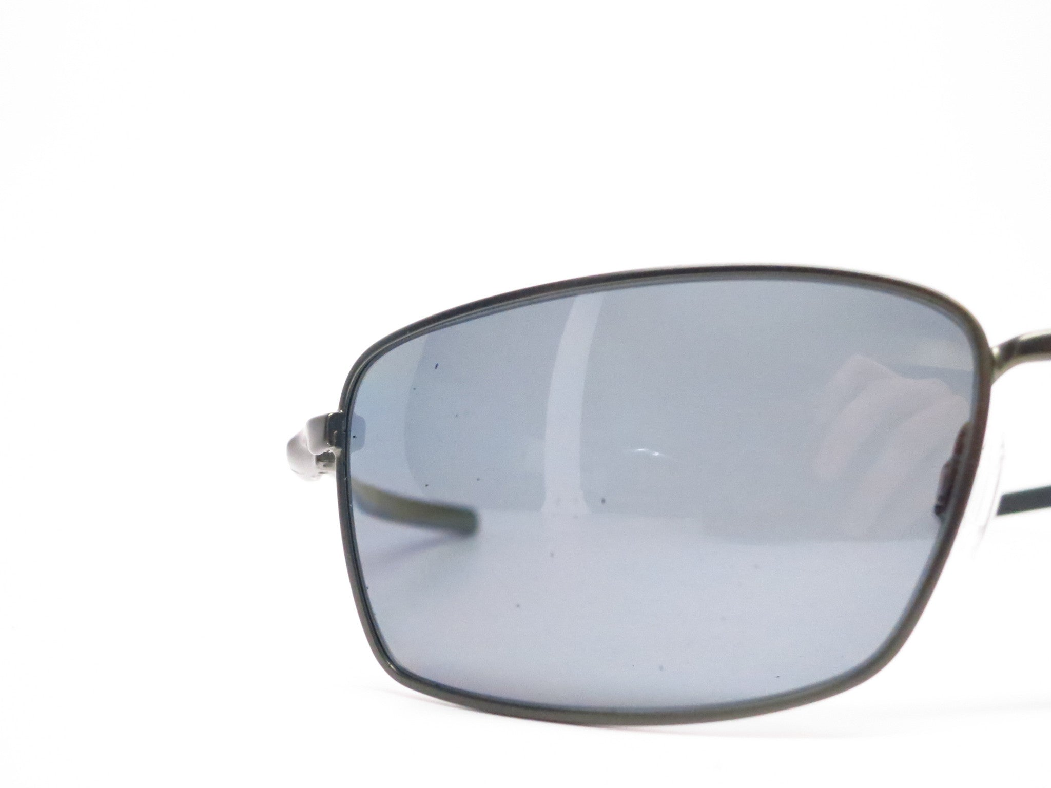 cdf3fb2501 ... Oakley Square Wire OO4075-04 Carbon Polarized Sunglasses - Eye Heart  Shades - Oakley ...