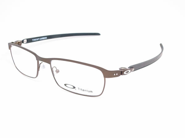 ba8d3e9fc2 Oakley Tincup Carbon OX5094-0252 Powder Pewter Eyeglasses - Eye Heart Shades  - Dior -