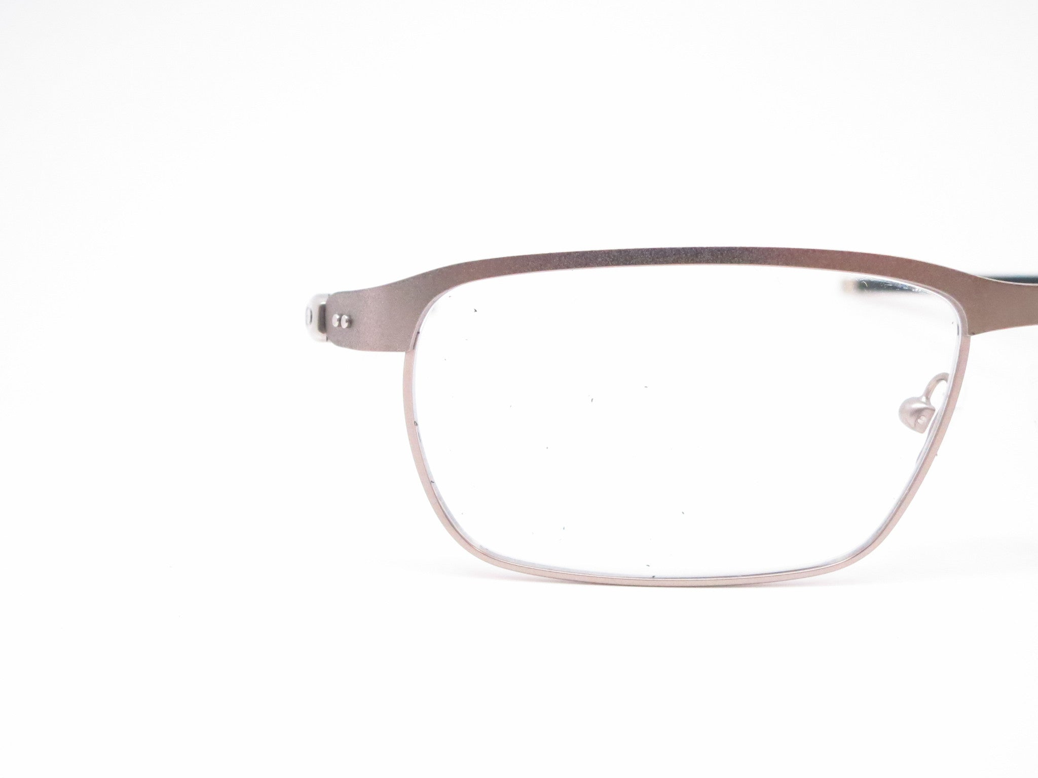 7d91459c35 ... Oakley Tincup OX3184-04 Powder Steel Eyeglasses - Eye Heart Shades -  Oakley - Eyeglasses ...