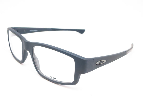 Oakley Traildrop OX8104-01 Satin Black Eyeglasses - Eye Heart Shades - Oakley - Eyeglasses - 1