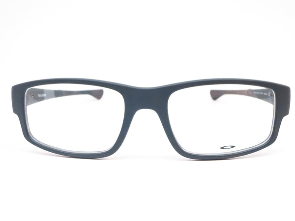 Oakley Traildrop OX8104-01 Satin Black Eyeglasses - Eye Heart Shades - Oakley - Eyeglasses - 2