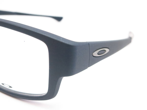 Oakley Traildrop OX8104-01 Satin Black Eyeglasses - Eye Heart Shades - Oakley - Eyeglasses - 3