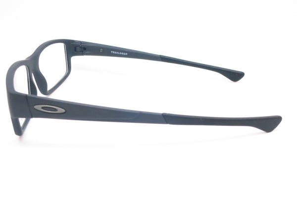 Oakley Traildrop OX8104-01 Satin Black Eyeglasses - Eye Heart Shades - Oakley - Eyeglasses - 5