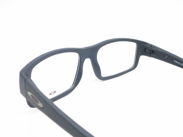 Oakley Traildrop OX8104-01 Satin Black Eyeglasses - Eye Heart Shades - Oakley - Eyeglasses - 6