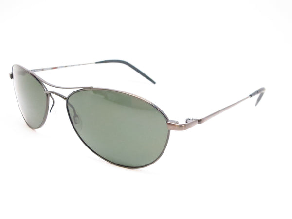 Oliver Peoples Aero OV 1005 5016/P1 Black Chrome Sunglasses - Eye Heart Shades - Oliver Peoples - Sunglasses - 1
