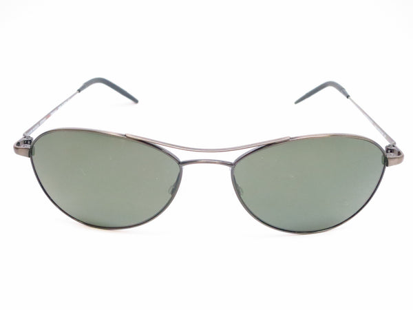 Oliver Peoples Aero OV 1005 5016/P1 Black Chrome Sunglasses - Eye Heart Shades - Oliver Peoples - Sunglasses - 2