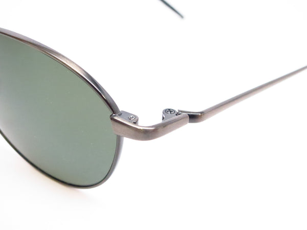 Oliver Peoples Aero OV 1005 5016/P1 Black Chrome Sunglasses - Eye Heart Shades - Oliver Peoples - Sunglasses - 3