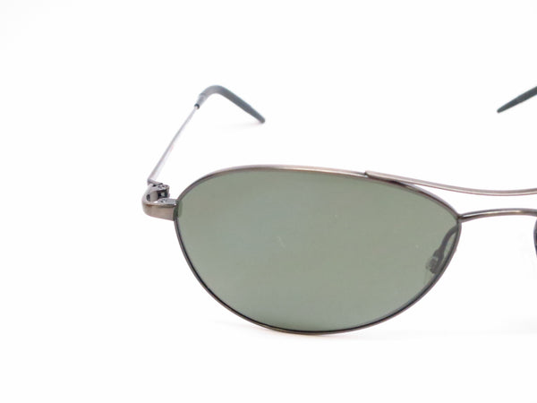 Oliver Peoples Aero OV 1005 5016/P1 Black Chrome Sunglasses - Eye Heart Shades - Oliver Peoples - Sunglasses - 4