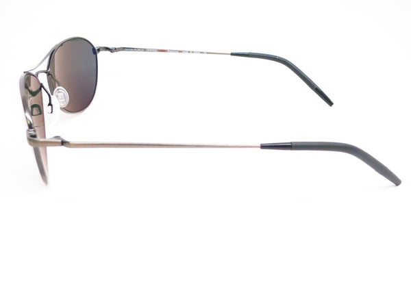 Oliver Peoples Aero OV 1005 5016/P1 Black Chrome Sunglasses - Eye Heart Shades - Oliver Peoples - Sunglasses - 5
