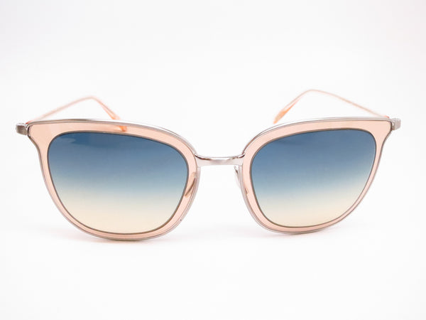 Oliver Peoples Annetta OV 1184S 5063/75 Brushed Silver Sunglasses - Eye Heart Shades - Oliver Peoples - Sunglasses - 2
