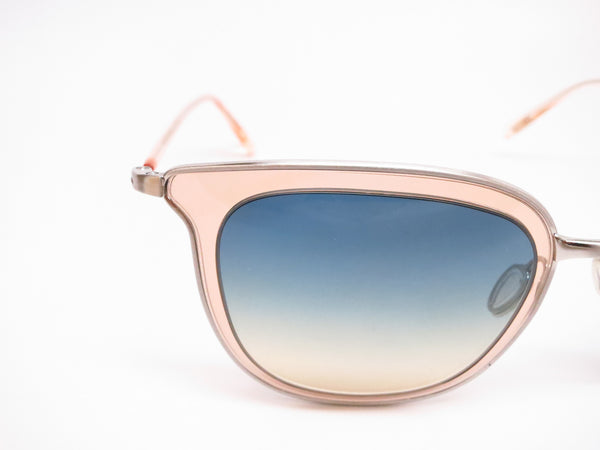 Oliver Peoples Annetta OV 1184S 5063/75 Brushed Silver Sunglasses - Eye Heart Shades - Oliver Peoples - Sunglasses - 4