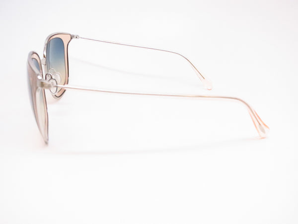 Oliver Peoples Annetta OV 1184S 5063/75 Brushed Silver Sunglasses - Eye Heart Shades - Oliver Peoples - Sunglasses - 5