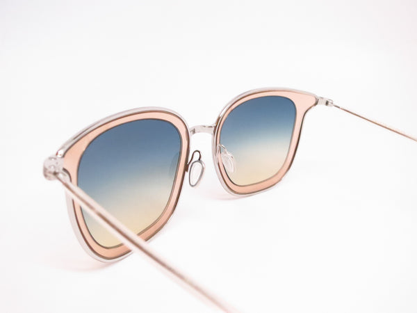 Oliver Peoples Annetta OV 1184S 5063/75 Brushed Silver Sunglasses - Eye Heart Shades - Oliver Peoples - Sunglasses - 6