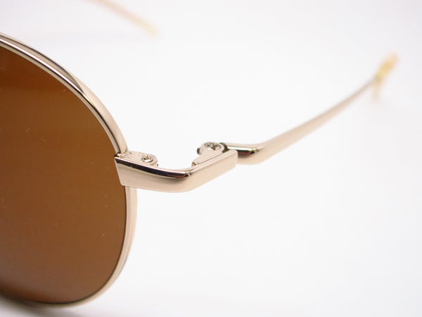 Oliver Peoples Benedict OV 1002S 5035/N6 Gold Polarized Sunglasses - Eye Heart Shades - Oliver Peoples - Sunglasses - 3
