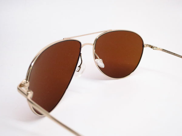 Oliver Peoples Benedict OV 1002S 5035/N6 Gold Polarized Sunglasses - Eye Heart Shades - Oliver Peoples - Sunglasses - 6