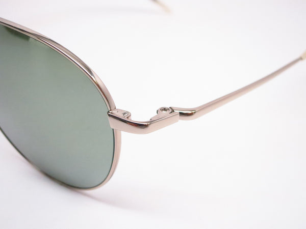 Oliver Peoples Benedict OV 1002S 5036/5C Silver Sunglasses - Eye Heart Shades - Oliver Peoples - Sunglasses - 3