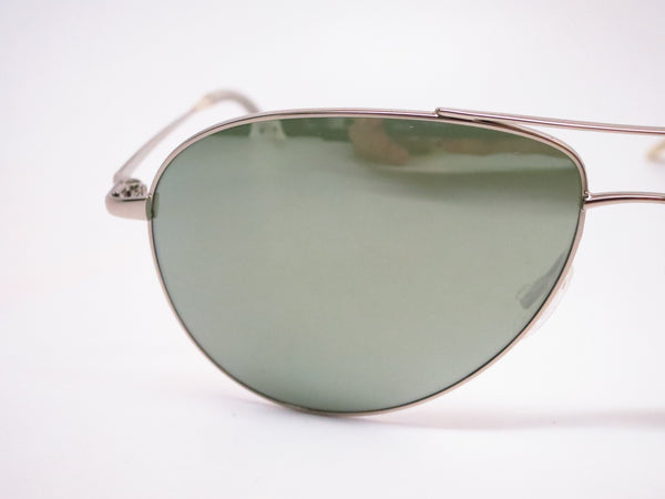 Oliver Peoples Benedict OV 1002S 5036/5C Silver Sunglasses - Eye Heart Shades - Oliver Peoples - Sunglasses - 4