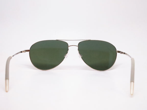 Oliver Peoples Benedict OV 1002S 5036/5C Silver Sunglasses - Eye Heart Shades - Oliver Peoples - Sunglasses - 7