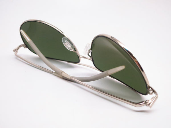 Oliver Peoples Benedict OV 1002S 5036/5C Silver Sunglasses - Eye Heart Shades - Oliver Peoples - Sunglasses - 8