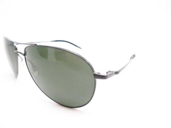 Oliver Peoples Benedict OV 1002S 5248/P1 Black Chrome Polarized Sunglasses - Eye Heart Shades - Oliver Peoples - Sunglasses