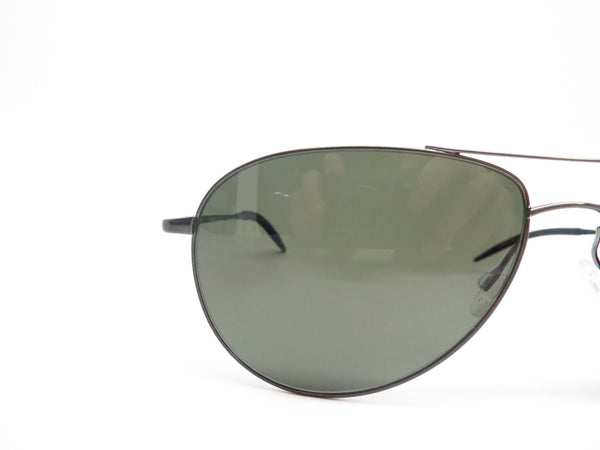 Oliver Peoples Benedict OV 1002S 5248/P1 Black Chrome Polarized Sunglasses - Eye Heart Shades - Oliver Peoples - Sunglasses - 4