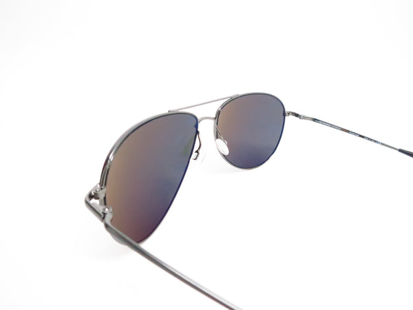 Oliver Peoples Benedict OV 1002S 5248/P1 Black Chrome Polarized Sunglasses - Eye Heart Shades - Oliver Peoples - Sunglasses - 6