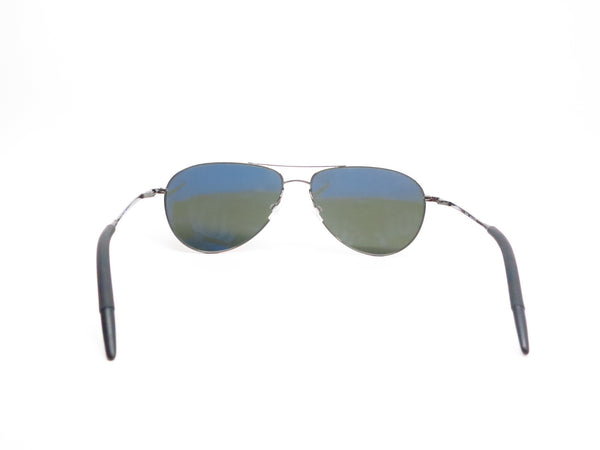 Oliver Peoples Benedict OV 1002S 5248/P1 Black Chrome Polarized Sunglasses - Eye Heart Shades - Oliver Peoples - Sunglasses - 7