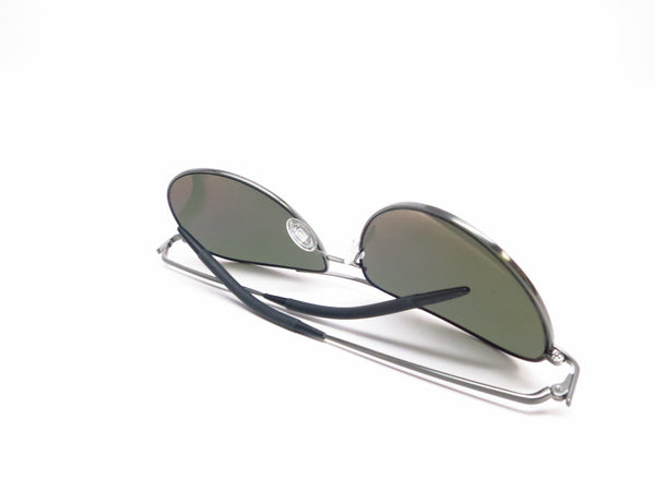 Oliver Peoples Benedict OV 1002S 5248/P1 Black Chrome Polarized Sunglasses