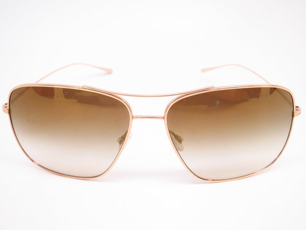 Oliver Peoples Berenson OV 1165T 5035/6U Gold Sunglasses - Eye Heart Shades - Oliver Peoples - Sunglasses - 2