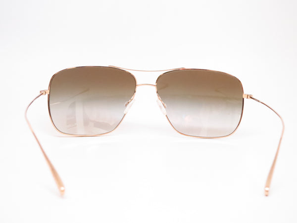 Oliver Peoples Berenson OV 1165T 5035/6U Gold Sunglasses - Eye Heart Shades - Oliver Peoples - Sunglasses - 7