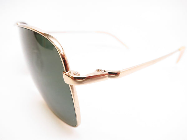 Oliver Peoples Clifton OV 1150S 5035/P1 Gold Polarized Sunglasses - Eye Heart Shades - Oliver Peoples - Sunglasses - 3