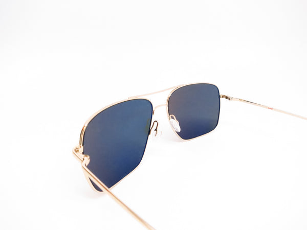 Oliver Peoples Clifton OV 1150S 5035/P1 Gold Polarized Sunglasses - Eye Heart Shades - Oliver Peoples - Sunglasses - 6