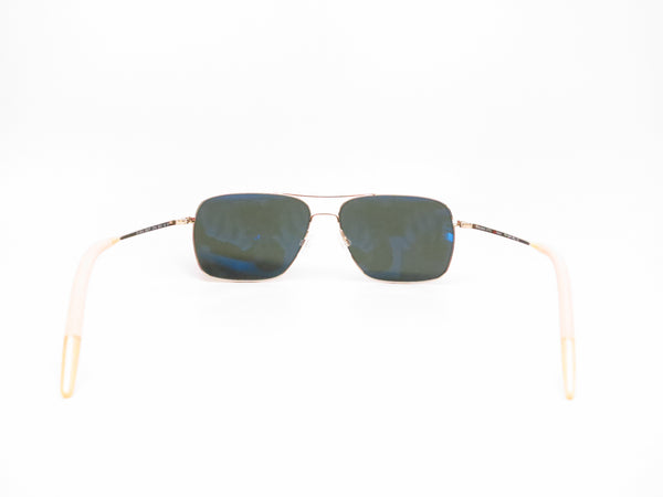 Oliver Peoples Clifton OV 1150S 5035/P1 Gold Polarized Sunglasses - Eye Heart Shades - Oliver Peoples - Sunglasses - 7