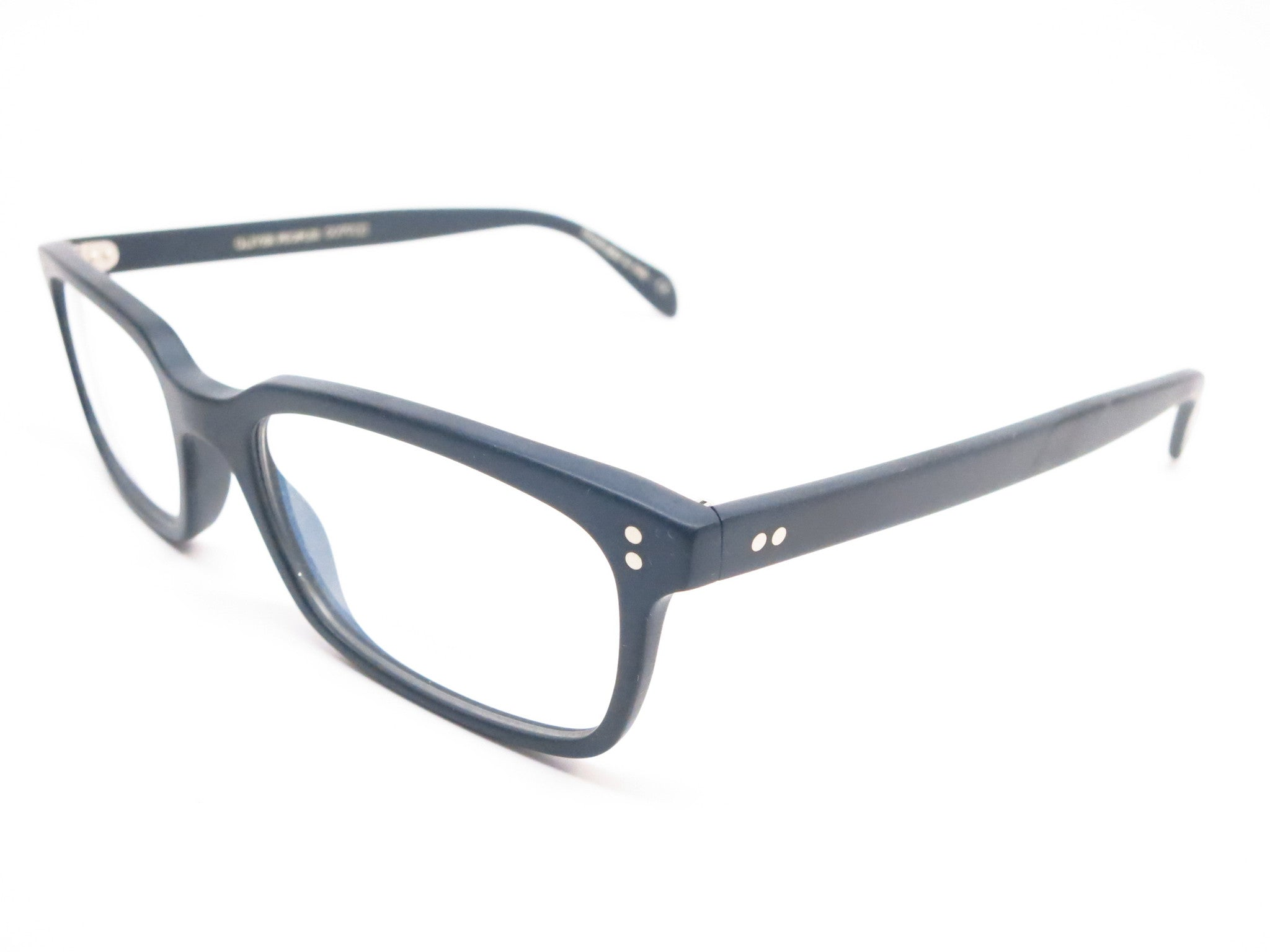 9ff04ab6a0 Oliver Peoples Denison OV 5102 1031 Matte Black Eyeglasses - Eye Heart  Shades - Oliver Peoples
