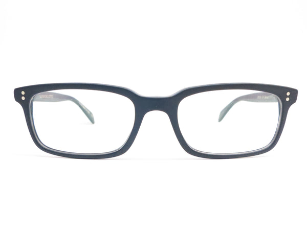 Oliver Peoples Denison OV 5102 1031 Matte Black Eyeglasses - Eye Heart Shades - Oliver Peoples - Eyeglasses - 2