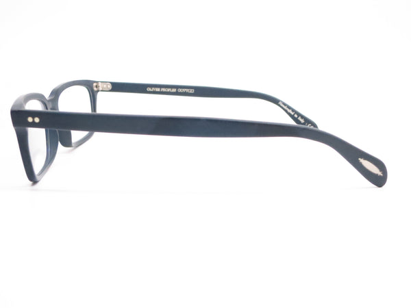 Oliver Peoples Denison OV 5102 1031 Matte Black Eyeglasses - Eye Heart Shades - Oliver Peoples - Eyeglasses - 5