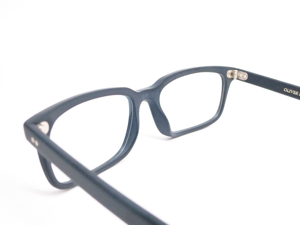 Oliver Peoples Denison OV 5102 1031 Matte Black Eyeglasses - Eye Heart Shades - Oliver Peoples - Eyeglasses - 6
