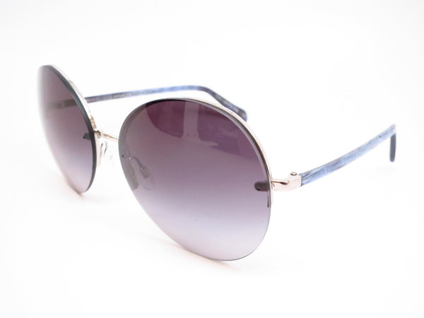 Oliver Peoples Jorie OV 1188S 5063/3C Brushed Silver Sunglasses - Eye Heart Shades - Oliver Peoples - Sunglasses - 1