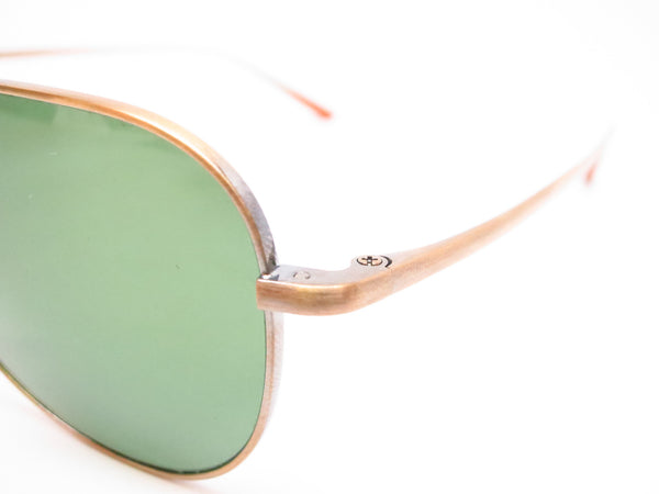Oliver Peoples Kincaid OV 1117T 5124 Antique Gold Sunglasses - Eye Heart Shades - Oliver Peoples - Sunglasses - 3