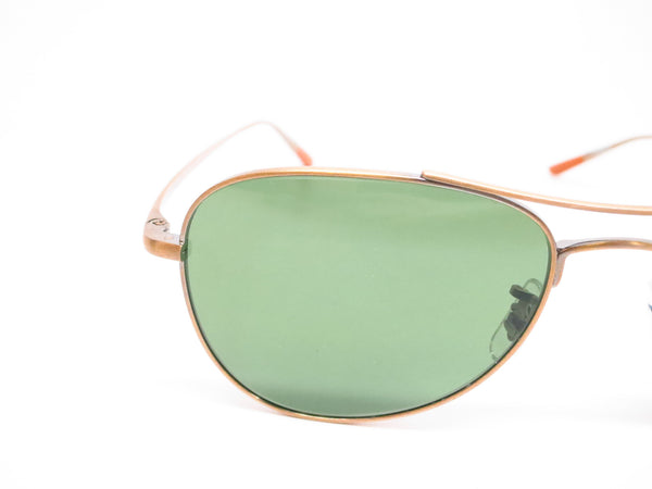Oliver Peoples Kincaid OV 1117T 5124 Antique Gold Sunglasses - Eye Heart Shades - Oliver Peoples - Sunglasses - 4