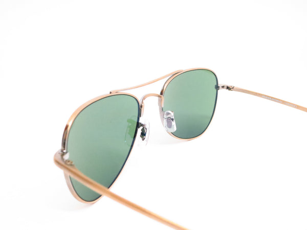 Oliver Peoples Kincaid OV 1117T 5124 Antique Gold Sunglasses - Eye Heart Shades - Oliver Peoples - Sunglasses - 6