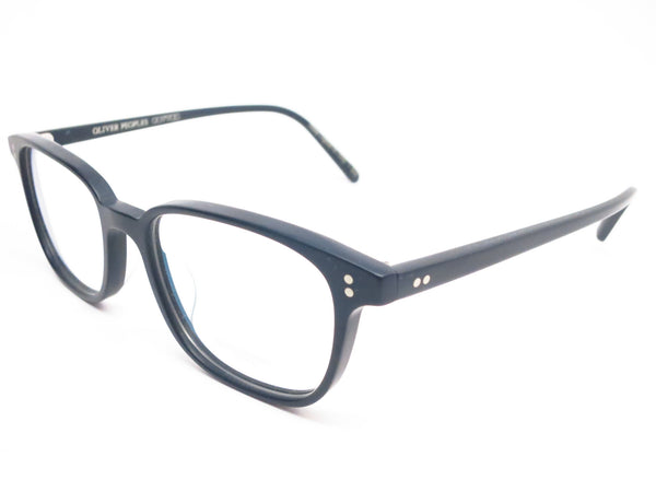 Oliver Peoples Maslon OV 5279 1465 Semi-Matte Black Eyeglasses - Eye Heart Shades - Oliver Peoples - Eyeglasses - 1