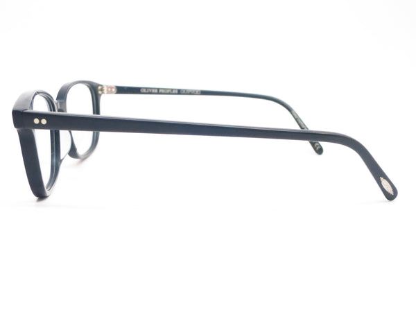 Oliver Peoples Maslon OV 5279 1465 Semi-Matte Black Eyeglasses - Eye Heart Shades - Oliver Peoples - Eyeglasses - 5