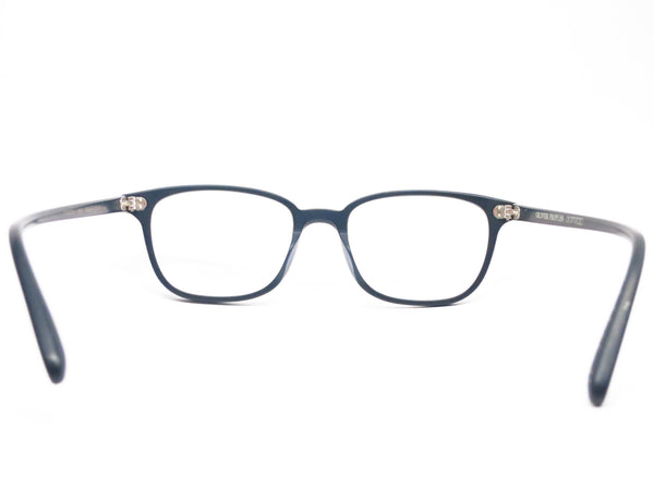 Oliver Peoples Maslon OV 5279 1465 Semi-Matte Black Eyeglasses - Eye Heart Shades - Oliver Peoples - Eyeglasses - 7